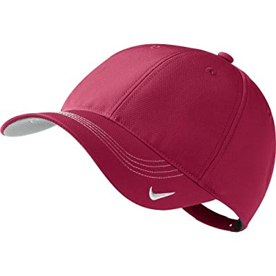 NIKE Golf CLOSEOUT Contrast Stitch Blank Cap - Assorted Colors- Style 585906 from Nike