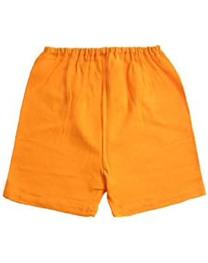 Primary Solid Shorts ~ Orange