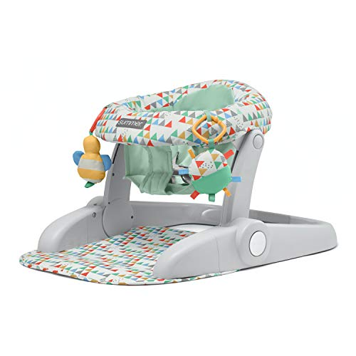 Find Discount Summer Learn-to-Sit 2-Position Floor Seat, Multi