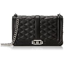 Rebecca Minkoff Love Cross Body Bag, Black, One Size