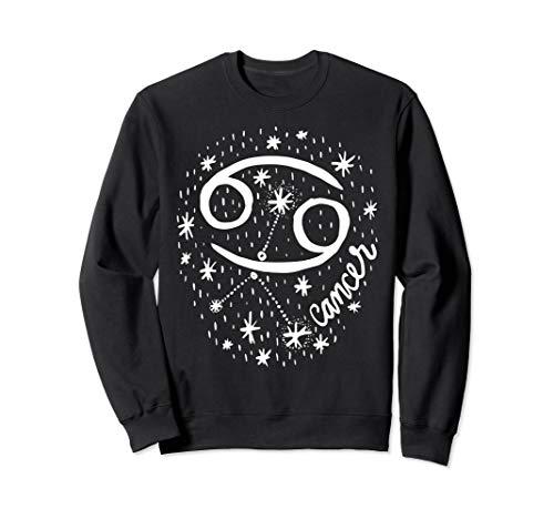 Cancer Constellation - Zodiac Sign Sweatshirt