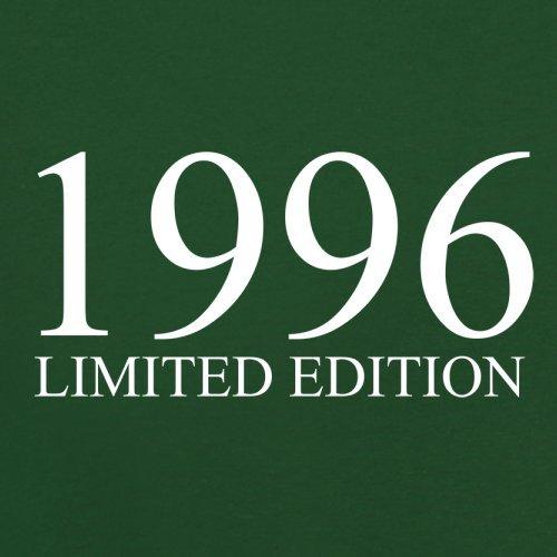 1996 Limierte Auflage / Limited Edition - 21. Geburtstag - Herren T-Shirt - Flaschengrün - XXXL