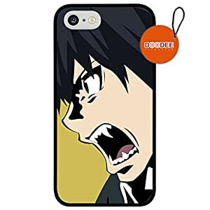 Blue Exorcist Ao No Exorcist Anime iPhone 5 / 5s Case & Cover Design Fashion Trend Cool Case Back Cover Silicone 48