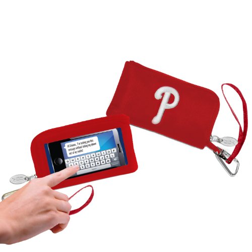 MLB Philadelphia Phillies Cell Phone Wallet