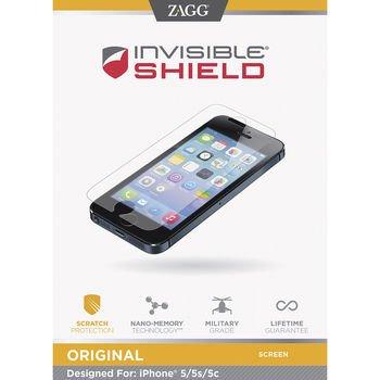 Zagg Invisible Shield Original for iPhone 5/5s/5c 5c Shield