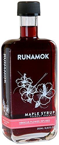 Runamok Maple Syrup - Hibiscus Flower Infused - ()