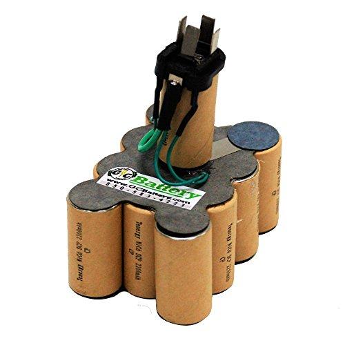 Craftsman 14.4 Volt Battery Replacement Internals UPGRADE...
