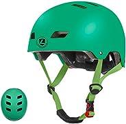 LANOVAGEAR Toddler Bike Helmet for Kids Youth 2-14 Years Old Girls Boys, Adjustable Skateboard Helmet for Cycl