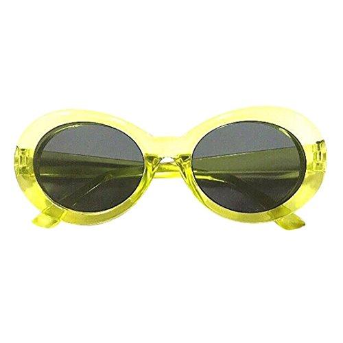 Mode Soleil Lunettes Unisexe Hommes Lunettes Grunge Lunettes Vintage Rappeur Dames Clout Eyewear Pour E Lady Lunettes Goggles de de Hommes Femmes Ovales Nuances soleil 70Cxw7rq