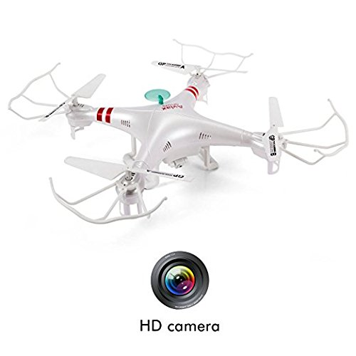 GP – NextX F2C Aviax Quadcopter with 2.0m Camera Remote Contral Drone and Headless Mode