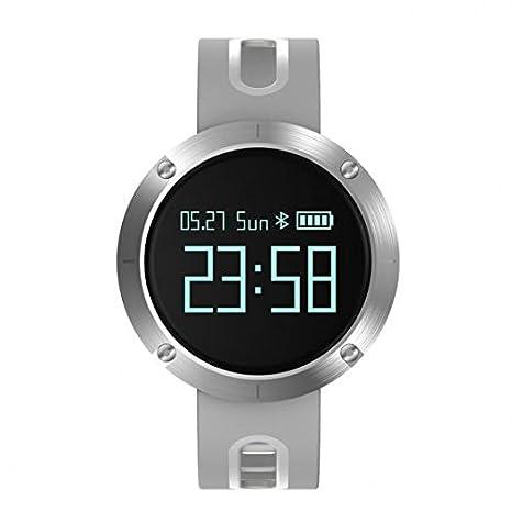 Monitor de ritmo cardíaco Smartwatch, control remoto cámara ...