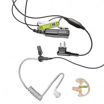 Heavy Duty Motorola Ohrhörer mit ohrteile: Amazon.de: Elektronik