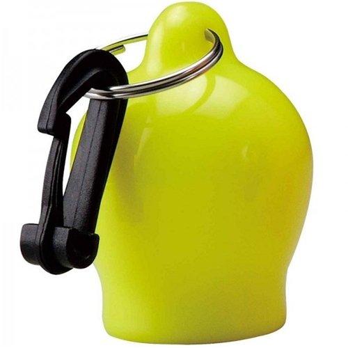 Ist Diving Regulator - IST Mouthpiece Cover for Regulator, Octopus or Snorkel (Neon Yellow)