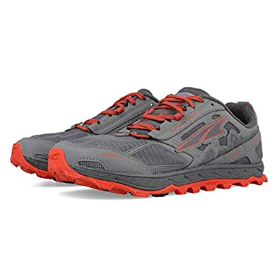 Altra AFM1855F Men's Lone Peak 4 Trail Running Shoe Gray Size: 7