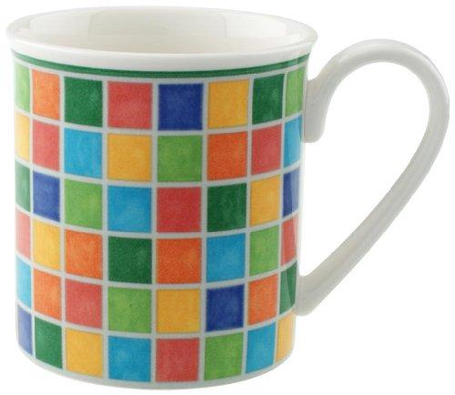 Villeroy & Boch Twist Alea Limone 10-Ounce Mug Alea Dishwasher Safe Plates