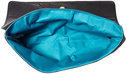 Sous les Pavés - Spleen, pochette donna, color Multicolore (Zebrine/Copa Noir/Insecte Or), talla One Size