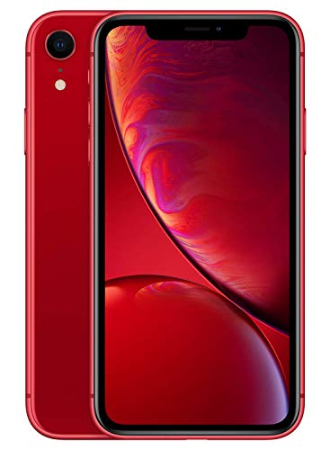 Simple Mobile Prepaid - Apple iPhone XR (64GB) - Red