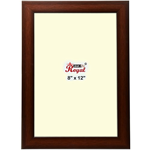 Buy Ajanta Royal Classic 8 X 12 Photo Frame Insert Brown Sandal