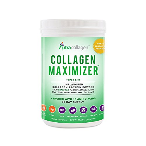 The NutraCollagen - Collagen Maximizer travel product recommended by Fuad Hasanovic on Pretty Progressive.