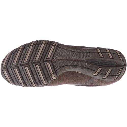 Skechers SpeedsterNottingham 99999478 TOFF - Zapatillas fashion de cuero para mujer Marrón