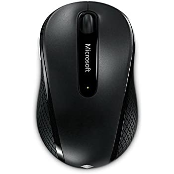 77de71128de Amazon.com: Microsoft Wireless Mobile Mouse 4000 - Graphite (D5D ...