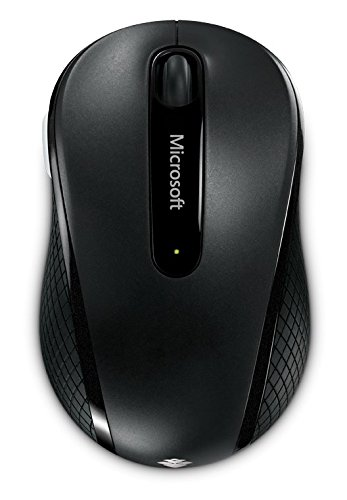 Microsoft Wireless Mobile Mouse 4000 - Graphite (D5D-00001)