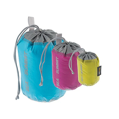 Sea to Summit Travelling Light Stuff Sack Set (S / M / L) - Sea Sack