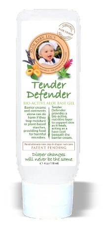 - Tender Defender Bio-Active Aloe Base Gel (4 oz Tube)