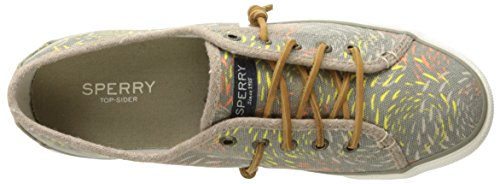 Sperry Top-sider Donna Seacoast Fish Circle Fashion Sneaker Taupe