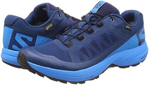 De Salomon poseidon Hawaiian Hommes 000 Bleu Elevate Pour Gtx Chaussures Surf Sur Trail Xa Sentier Course Black FwfFtr7q