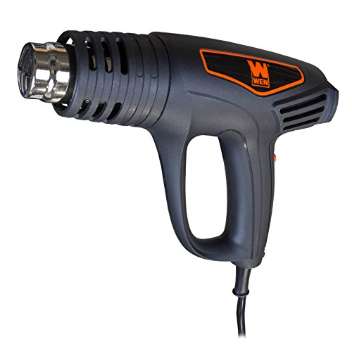 - WEN 2020 Dual-Temperature 1500W Heat Gun Kit