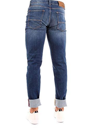 Blu Trussardi 52j000001t001720u280 Jeans Uomo Cotone zBqqI1pH