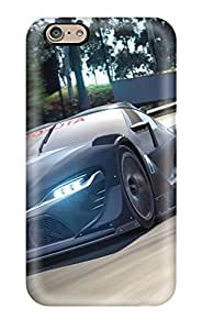 Premium Tpu 2014 Toyota Ft 1 Vision Gt3 Wide Cover Skin For Iphone 6