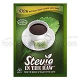 Sugar Foods Stevia In The Raw Sweetner 1 Gram