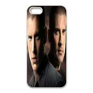 DDOUGS Prison Break Best Cell Phone Case for Iphone 5,5S, Custom Prison Break Case