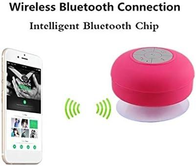 Zippem Portable Waterproof Wireless Stereo Bluetooth Speaker Card Music Player Computer Speaker