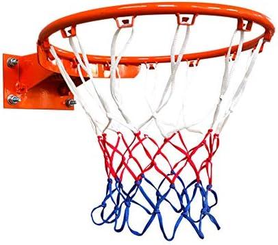 背板フープ、フープネット、壁取り付け固定具、大人と子供に最適バスケットボールの寸法45 cm