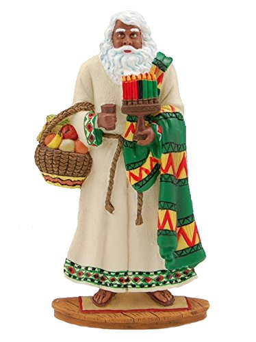 African american santa collectibles for African christmas decoration