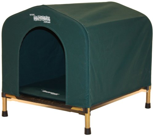 HoundHouse Collapsible Dog Kennel, Small Review