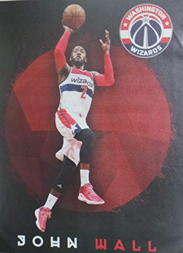 FATHEAD John Wall Washington Wizards Official NBA Vinyl Wall Graphic 20