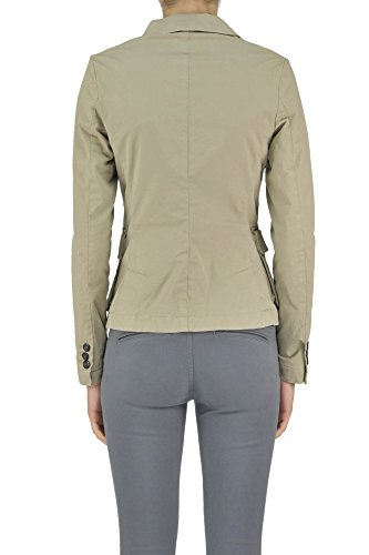 November Femme MCGLCSG03037E Vert Coton Blazer