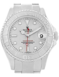 Yacht-Master Automatic-self-Wind Male Watch 168622 (Certified Pre-Owned)