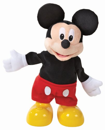 Fisher-Price Mickey Mouse - Dance 'n Shout -