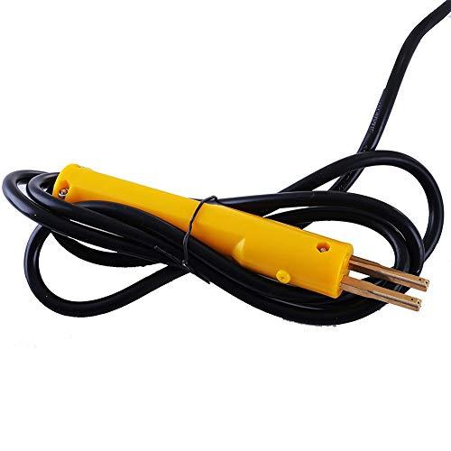 Plastic Welding Machine Portable Hot Stapler Plastic Repair Kit For Plastic Separating Repairing Welding 110V by Bespick (Image #6)