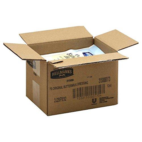 uttermilk House Dry Mix, 3.12 ounce pouches - 12 per case ()
