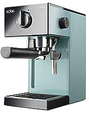 SOLAC CE4504 Pump Espresso and Coffee Machine, 1.5 L - BLUE