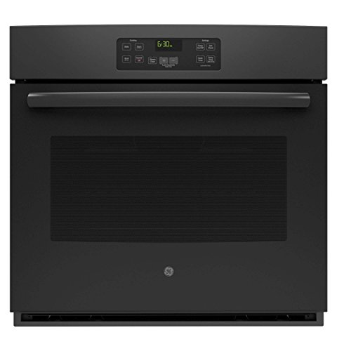 GE JT1000DFBB 30″ Black Electric Single Wall Oven