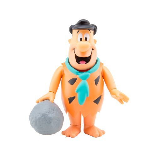 Hanna Barbera - 6 Fred Flintstone with Bowling Action by Hanna-Barbera