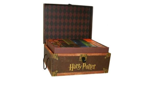 Harry Potter Hardcover En Caja: Libros, 7 Vols. PRECIO EN DOLARES: VV.AA., 7 VOLS.: Amazon.com: Books