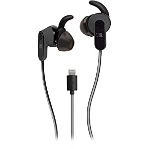 JBL Reflect Aware in-ear sport headphones with lightning (black)